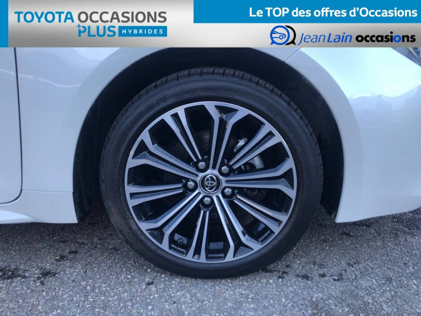TOYOTA COROLLA TOURING SPORTS HYBRIDE MY20 Corolla Touring Sports Hybride 122h Design 27/02/2020                                                      en vente à Tournon - Image n°9