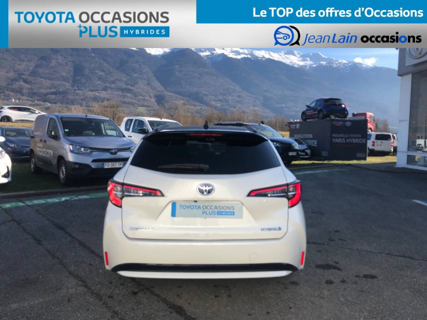 TOYOTA COROLLA TOURING SPORTS HYBRIDE MY20 Corolla Touring Sports Hybride 122h Design 27/02/2020                                                      en vente à Tournon - Image n°6