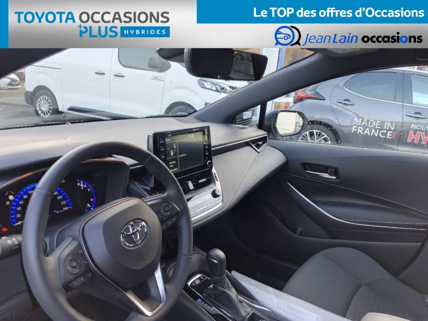 TOYOTA COROLLA TOURING SPORTS HYBRIDE MY20 Corolla Touring Sports Hybride 122h Design 24/01/2020                                                      en vente à Tournon - Image n°11