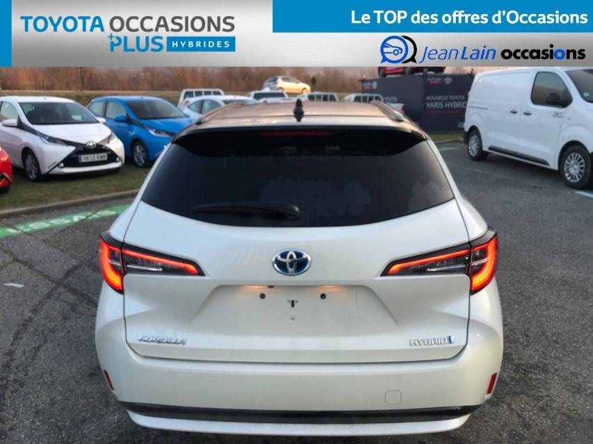 TOYOTA COROLLA TOURING SPORTS HYBRIDE MY20 Corolla Touring Sports Hybride 122h Design 24/01/2020                                                      en vente à Tournon - Image n°10