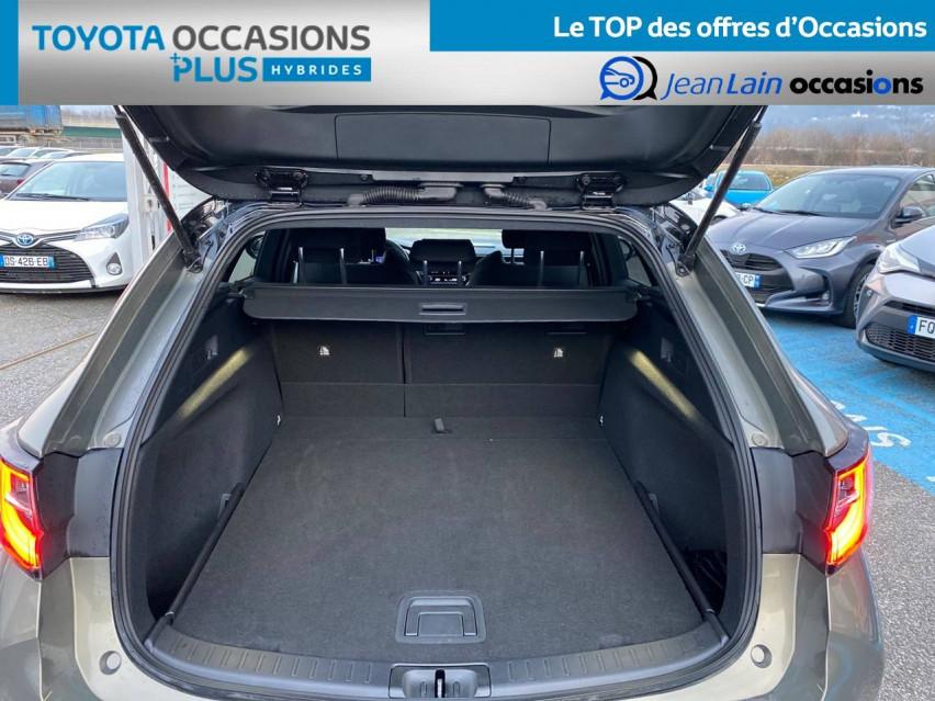 TOYOTA COROLLA TOURING SPORTS HYBRIDE MY20 Corolla Touring Sports Hybride 122h Design 27/02/2020                                                      en vente à Tournon - Image n°10
