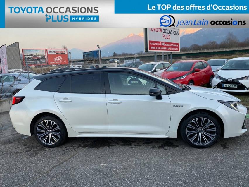 TOYOTA COROLLA TOURING SPORTS HYBRIDE MY20 Corolla Touring Sports Hybride 122h Design 29/01/2020                                                      en vente à Tournon - Image n°4