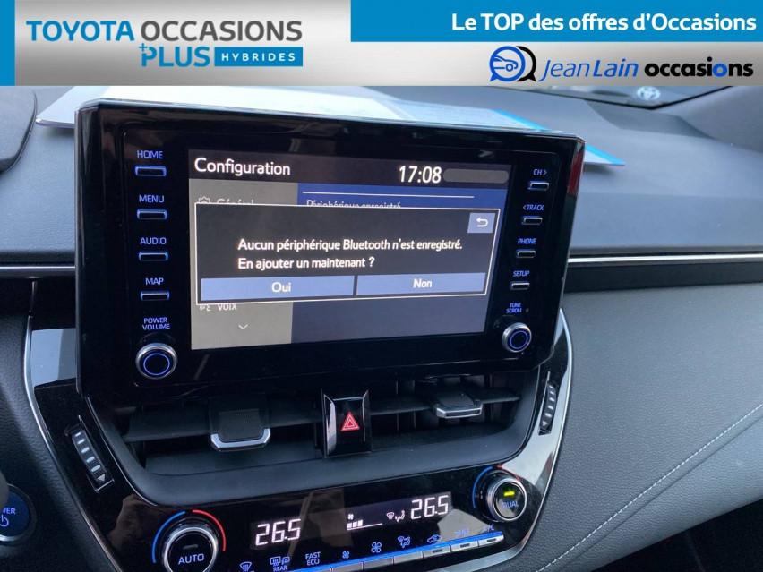 TOYOTA COROLLA TOURING SPORTS HYBRIDE MY20 Corolla Touring Sports Hybride 122h Design 15/01/2020                                                      en vente à Tournon - Image n°15