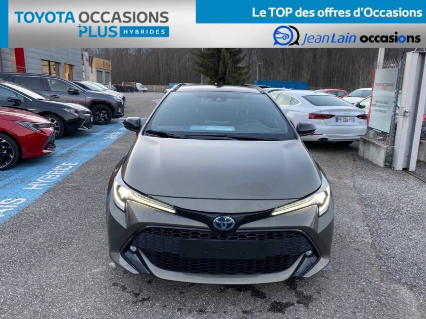 TOYOTA COROLLA TOURING SPORTS HYBRIDE MY20 Corolla Touring Sports Hybride 122h Design 27/02/2020                                                      en vente à Tournon - Image n°2