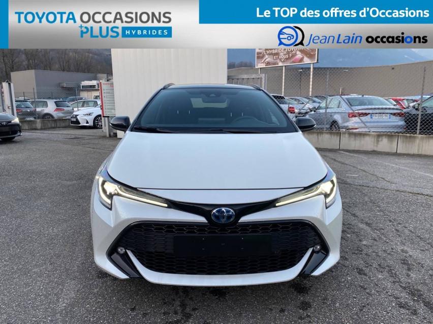 TOYOTA COROLLA TOURING SPORTS HYBRIDE MY20 Corolla Touring Sports Hybride 122h Design 29/01/2020                                                      en vente à Tournon - Image n°2