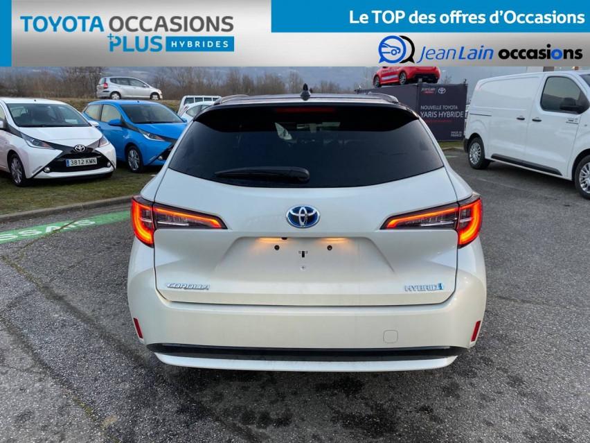 TOYOTA COROLLA TOURING SPORTS HYBRIDE MY20 Corolla Touring Sports Hybride 122h Design 29/01/2020                                                      en vente à Tournon - Image n°6