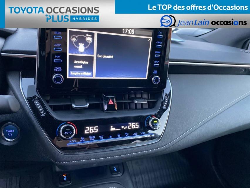 TOYOTA COROLLA TOURING SPORTS HYBRIDE MY20 Corolla Touring Sports Hybride 122h Design 15/01/2020                                                      en vente à Tournon - Image n°14