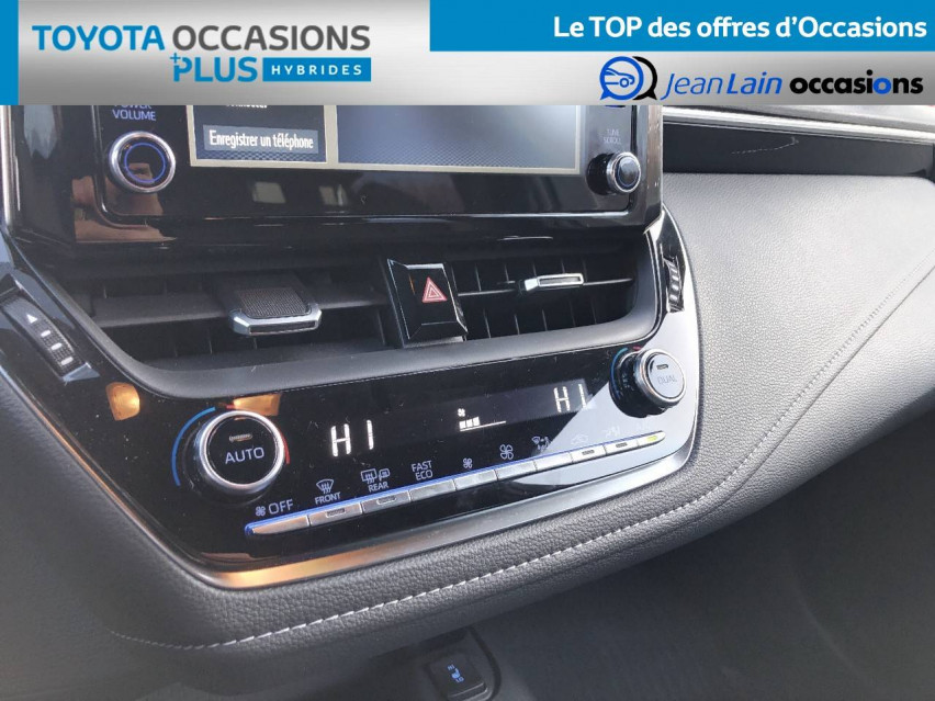 TOYOTA COROLLA TOURING SPORTS HYBRIDE MY20 Corolla Touring Sports Hybride 122h Design 24/01/2020                                                      en vente à Tournon - Image n°14