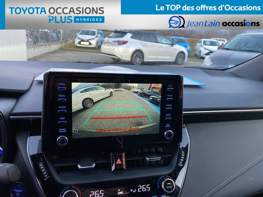 TOYOTA COROLLA TOURING SPORTS HYBRIDE MY20 Corolla Touring Sports Hybride 122h Design 27/02/2020                                                      en vente à Tournon - Image n°16