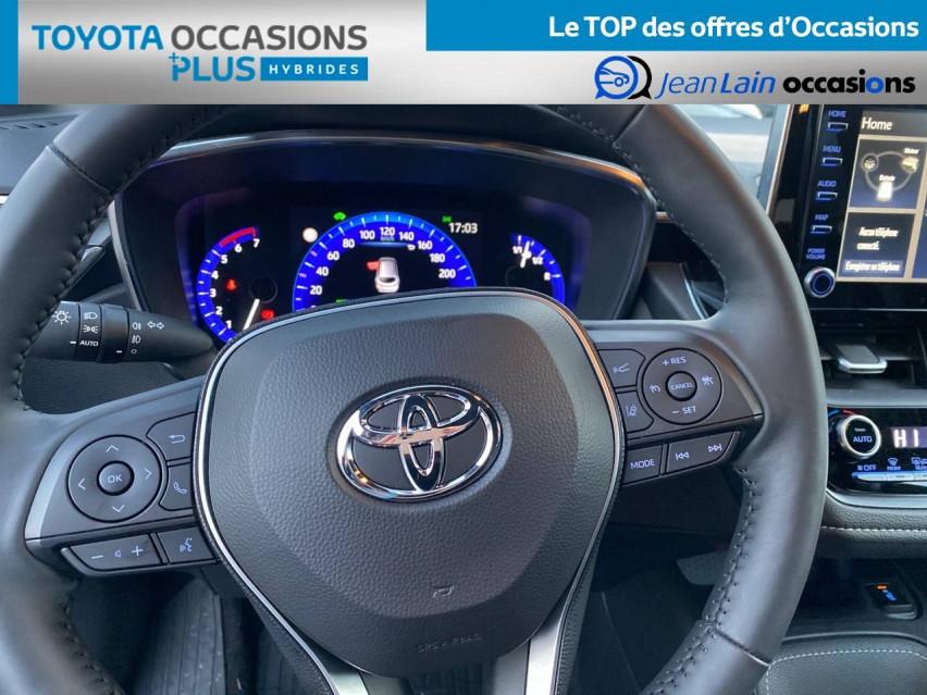 TOYOTA COROLLA TOURING SPORTS HYBRIDE MY20 Corolla Touring Sports Hybride 122h Design 29/01/2020                                                      en vente à Tournon - Image n°12