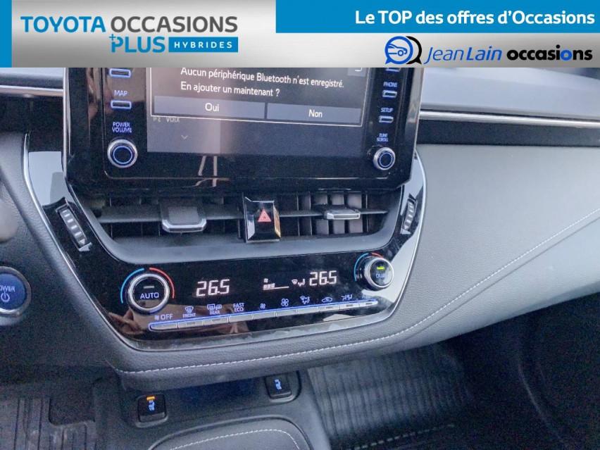 TOYOTA COROLLA TOURING SPORTS HYBRIDE MY20 Corolla Touring Sports Hybride 122h Design 27/02/2020                                                      en vente à Tournon - Image n°14