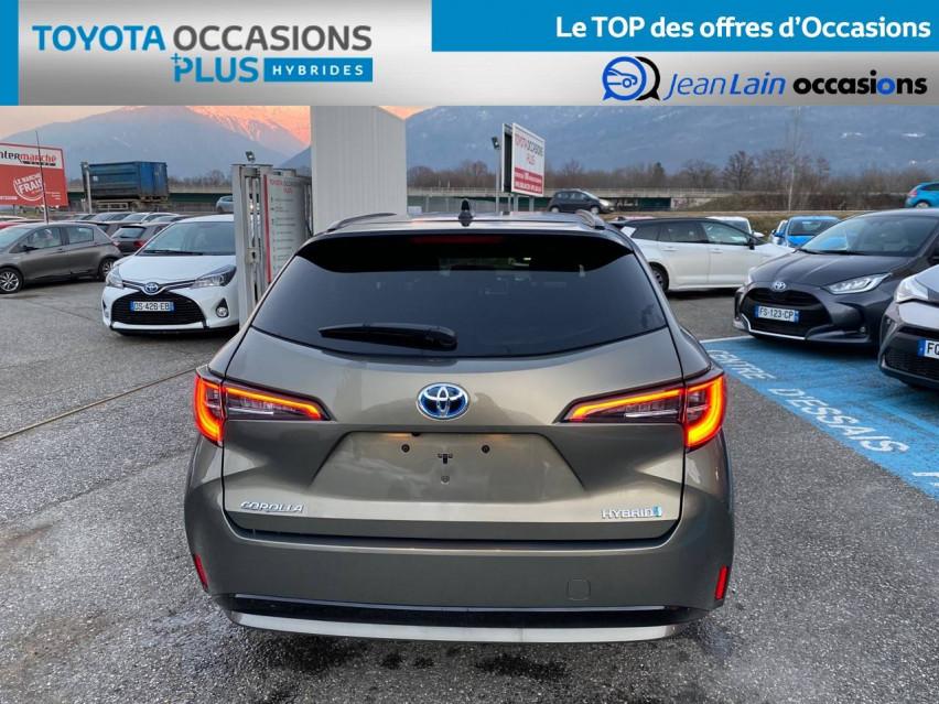 TOYOTA COROLLA TOURING SPORTS HYBRIDE MY20 Corolla Touring Sports Hybride 122h Design 15/01/2020                                                      en vente à Tournon - Image n°6