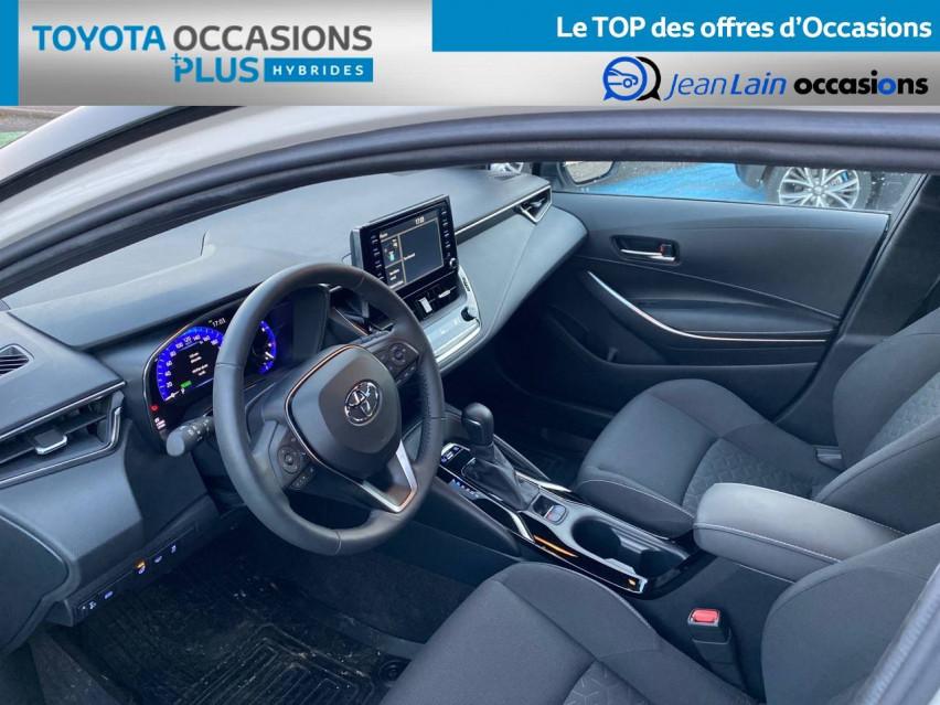 TOYOTA COROLLA TOURING SPORTS HYBRIDE MY20 Corolla Touring Sports Hybride 122h Design 29/01/2020                                                      en vente à Tournon - Image n°11