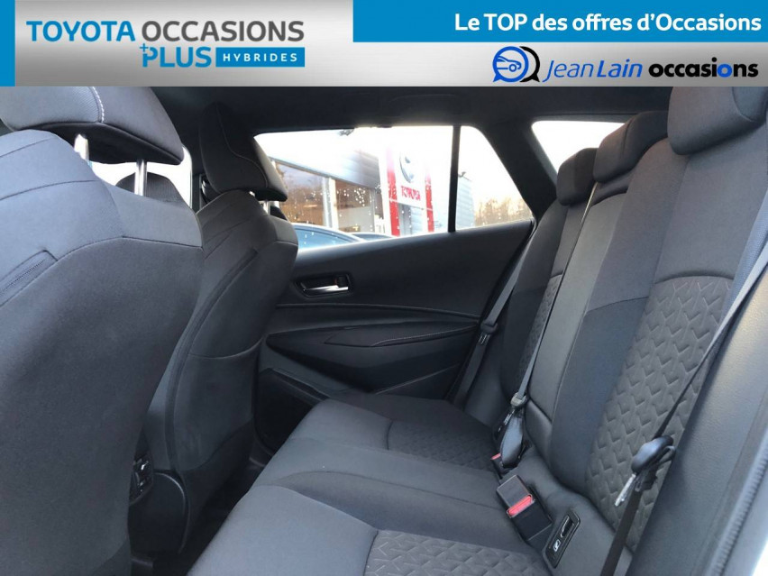 TOYOTA COROLLA TOURING SPORTS HYBRIDE MY20 Corolla Touring Sports Hybride 122h Design 24/01/2020                                                      en vente à Tournon - Image n°17