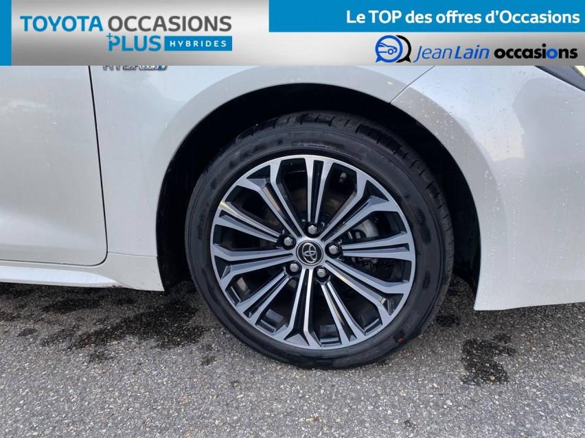 TOYOTA COROLLA TOURING SPORTS HYBRIDE MY20 Corolla Touring Sports Hybride 122h Design 29/01/2020                                                      en vente à Tournon - Image n°9