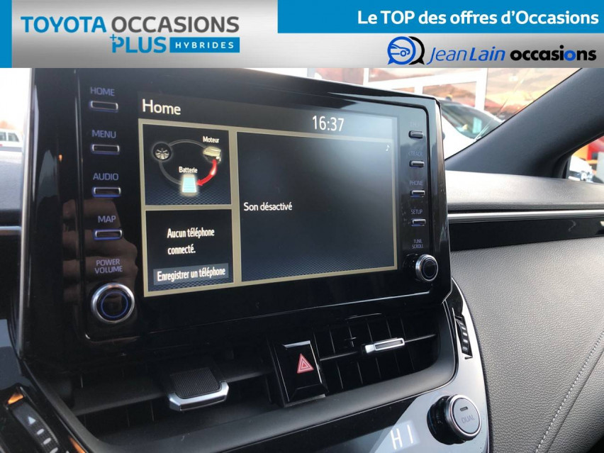 TOYOTA COROLLA TOURING SPORTS HYBRIDE MY20 Corolla Touring Sports Hybride 122h Design 24/01/2020                                                      en vente à Tournon - Image n°16