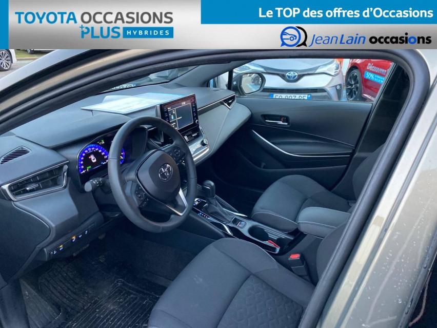 TOYOTA COROLLA TOURING SPORTS HYBRIDE MY20 Corolla Touring Sports Hybride 122h Design 15/01/2020                                                      en vente à Tournon - Image n°11