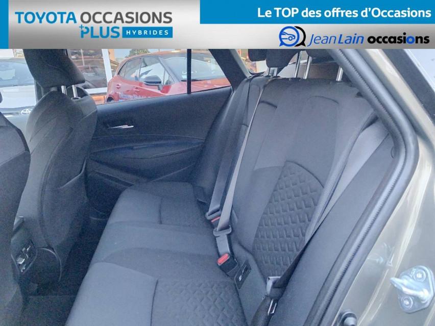 TOYOTA COROLLA TOURING SPORTS HYBRIDE MY20 Corolla Touring Sports Hybride 122h Design 15/01/2020                                                      en vente à Tournon - Image n°17