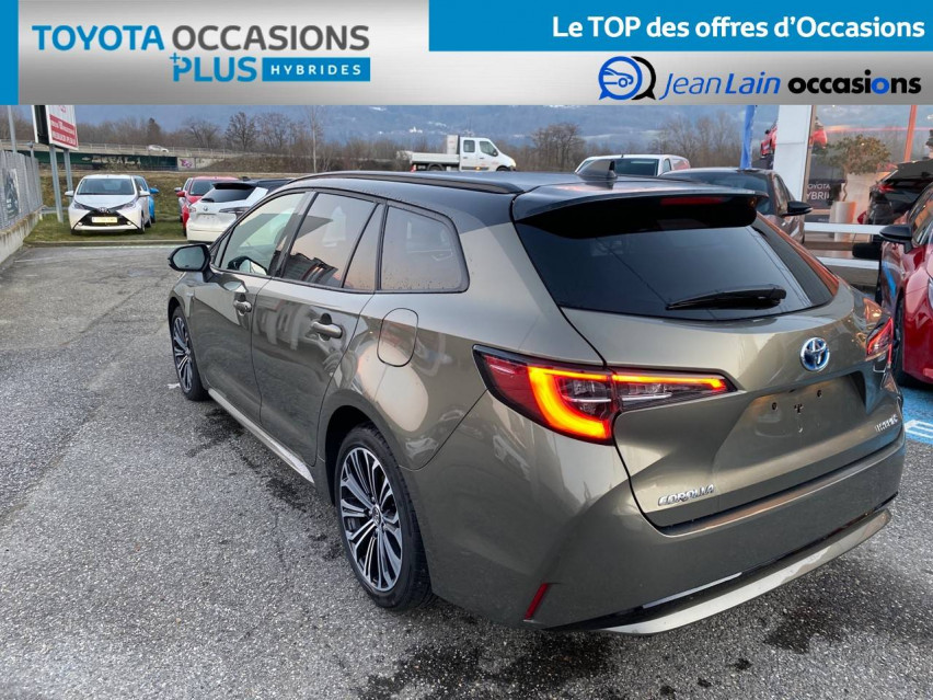 TOYOTA COROLLA TOURING SPORTS HYBRIDE MY20 Corolla Touring Sports Hybride 122h Design 27/02/2020                                                      en vente à Tournon - Image n°7
