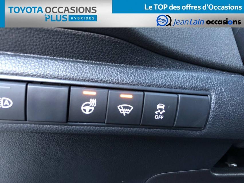 TOYOTA COROLLA TOURING SPORTS HYBRIDE MY20 Corolla Touring Sports Hybride 122h Design 24/01/2020                                                      en vente à Tournon - Image n°21