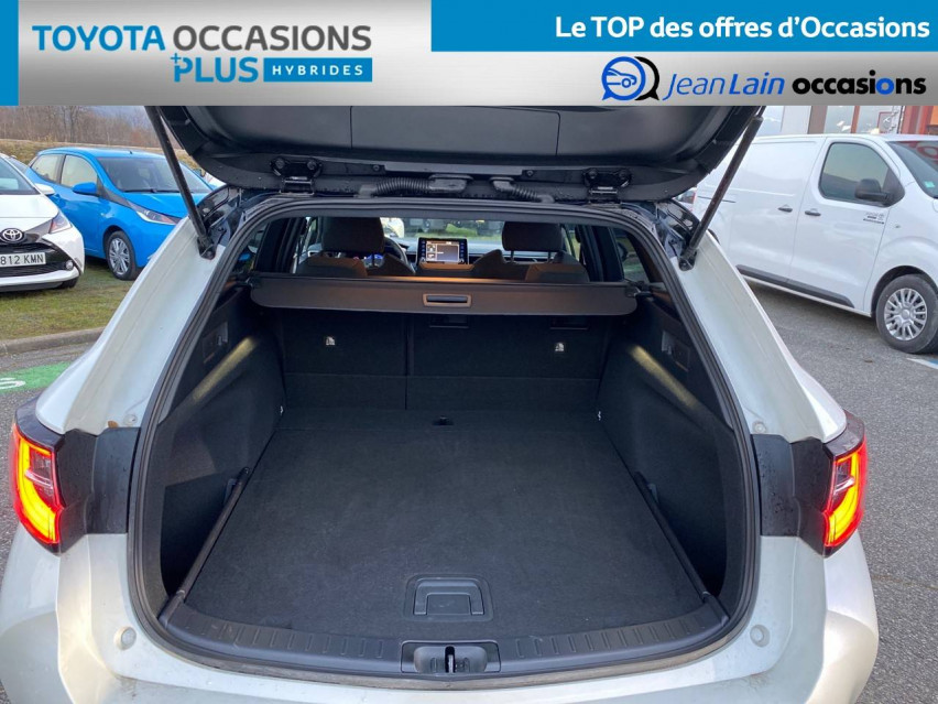 TOYOTA COROLLA TOURING SPORTS HYBRIDE MY20 Corolla Touring Sports Hybride 122h Design 29/01/2020                                                      en vente à Tournon - Image n°10