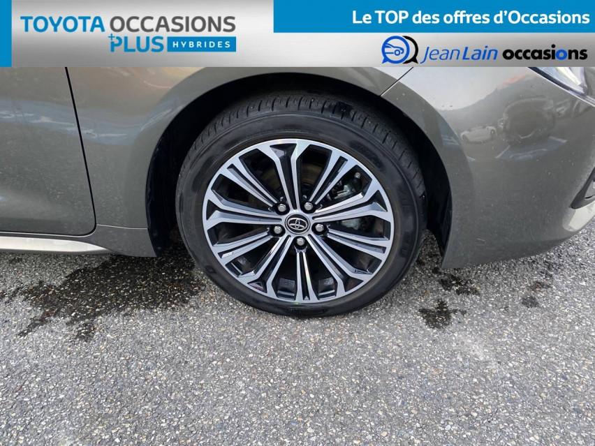 TOYOTA COROLLA TOURING SPORTS HYBRIDE MY20 Corolla Touring Sports Hybride 122h Design 27/02/2020                                                      en vente à Tournon - Image n°9