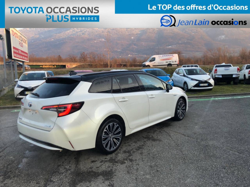 TOYOTA COROLLA TOURING SPORTS HYBRIDE MY20 Corolla Touring Sports Hybride 122h Design 24/01/2020                                                      en vente à Tournon - Image n°5
