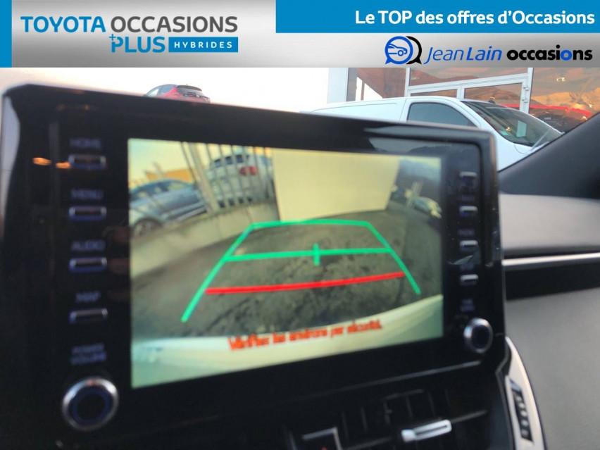 TOYOTA COROLLA TOURING SPORTS HYBRIDE MY20 Corolla Touring Sports Hybride 122h Design 24/01/2020                                                      en vente à Tournon - Image n°19