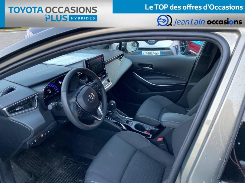 TOYOTA COROLLA TOURING SPORTS HYBRIDE MY20 Corolla Touring Sports Hybride 122h Design 27/02/2020                                                      en vente à Tournon - Image n°11