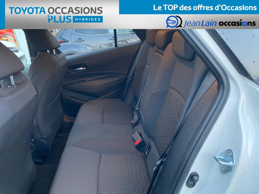 TOYOTA COROLLA TOURING SPORTS HYBRIDE MY20 Corolla Touring Sports Hybride 122h Design 29/01/2020                                                      en vente à Tournon - Image n°17