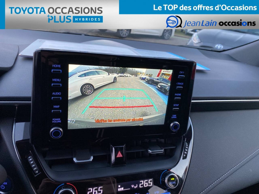 TOYOTA COROLLA TOURING SPORTS HYBRIDE MY20 Corolla Touring Sports Hybride 122h Design 15/01/2020                                                      en vente à Tournon - Image n°16