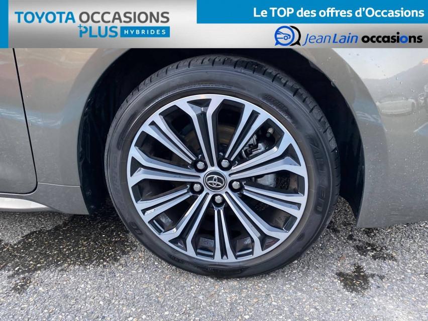 TOYOTA COROLLA TOURING SPORTS HYBRIDE MY20 Corolla Touring Sports Hybride 122h Design 15/01/2020                                                      en vente à Tournon - Image n°9