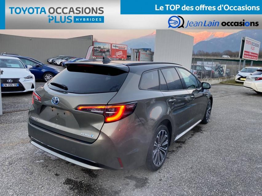 TOYOTA COROLLA TOURING SPORTS HYBRIDE MY20 Corolla Touring Sports Hybride 122h Design 15/01/2020                                                      en vente à Tournon - Image n°5