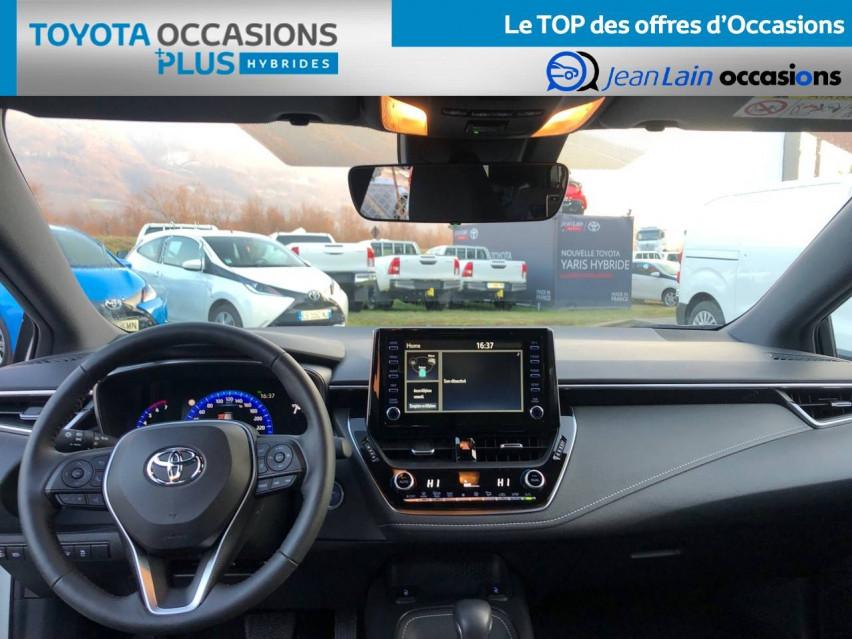TOYOTA COROLLA TOURING SPORTS HYBRIDE MY20 Corolla Touring Sports Hybride 122h Design 24/01/2020                                                      en vente à Tournon - Image n°18