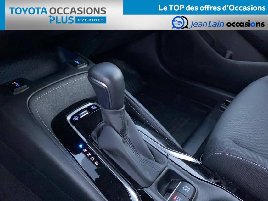 TOYOTA COROLLA TOURING SPORTS HYBRIDE MY20 Corolla Touring Sports Hybride 122h Design 15/01/2020                                                      en vente à Tournon - Image n°13