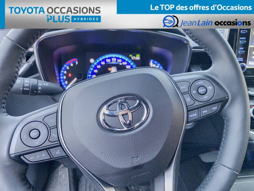 TOYOTA COROLLA TOURING SPORTS HYBRIDE MY20 Corolla Touring Sports Hybride 122h Design 15/01/2020                                                      en vente à Tournon - Image n°12