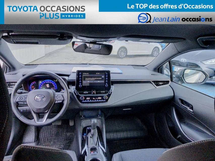 TOYOTA COROLLA TOURING SPORTS HYBRIDE MY20 Corolla Touring Sports Hybride 122h Design 27/02/2020                                                      en vente à Tournon - Image n°18