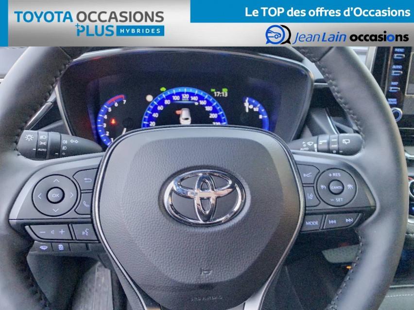 TOYOTA COROLLA TOURING SPORTS HYBRIDE MY20 Corolla Touring Sports Hybride 122h Design 27/02/2020                                                      en vente à Tournon - Image n°12