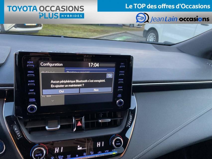 TOYOTA COROLLA TOURING SPORTS HYBRIDE MY20 Corolla Touring Sports Hybride 122h Design 29/01/2020                                                      en vente à Tournon - Image n°15