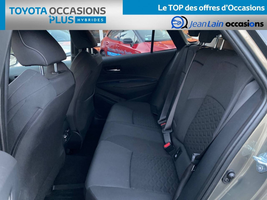 TOYOTA COROLLA TOURING SPORTS HYBRIDE MY20 Corolla Touring Sports Hybride 122h Design 27/02/2020                                                      en vente à Tournon - Image n°17