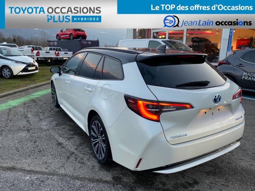 TOYOTA COROLLA TOURING SPORTS HYBRIDE MY20 Corolla Touring Sports Hybride 122h Design 29/01/2020                                                      en vente à Tournon - Image n°7