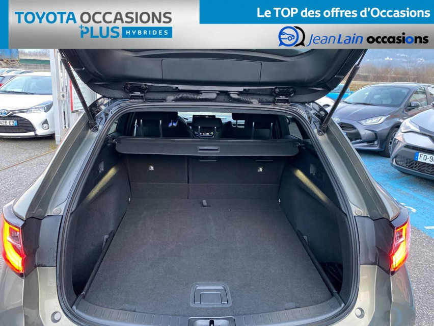 TOYOTA COROLLA TOURING SPORTS HYBRIDE MY20 Corolla Touring Sports Hybride 122h Design 15/01/2020                                                      en vente à Tournon - Image n°10