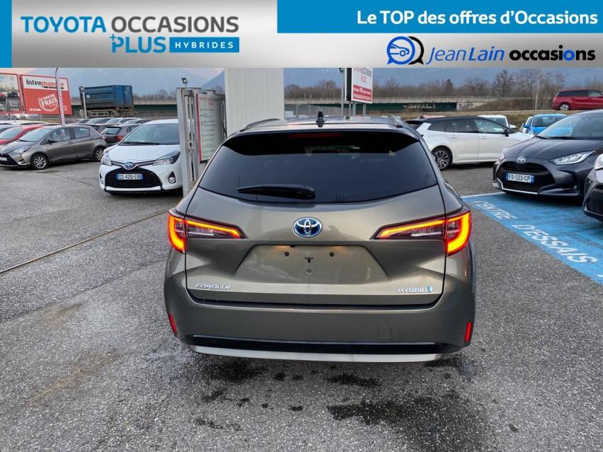 TOYOTA COROLLA TOURING SPORTS HYBRIDE MY20 Corolla Touring Sports Hybride 122h Design 27/02/2020                                                      en vente à Tournon - Image n°6