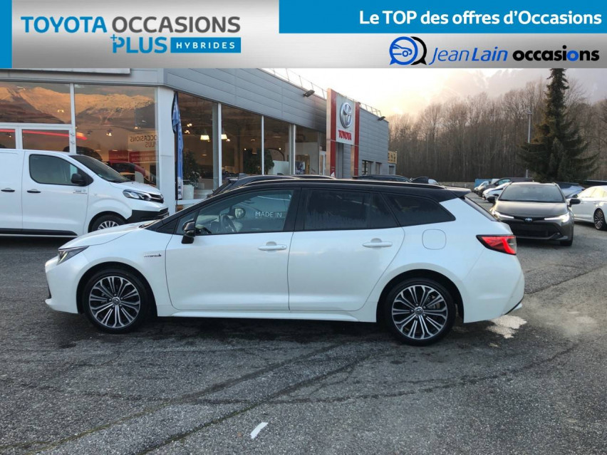 TOYOTA COROLLA TOURING SPORTS HYBRIDE MY20 Corolla Touring Sports Hybride 122h Design 24/01/2020                                                      en vente à Tournon - Image n°8