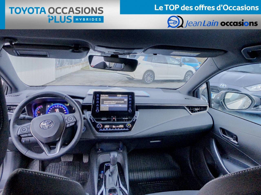 TOYOTA COROLLA TOURING SPORTS HYBRIDE MY20 Corolla Touring Sports Hybride 122h Design 15/01/2020                                                      en vente à Tournon - Image n°18