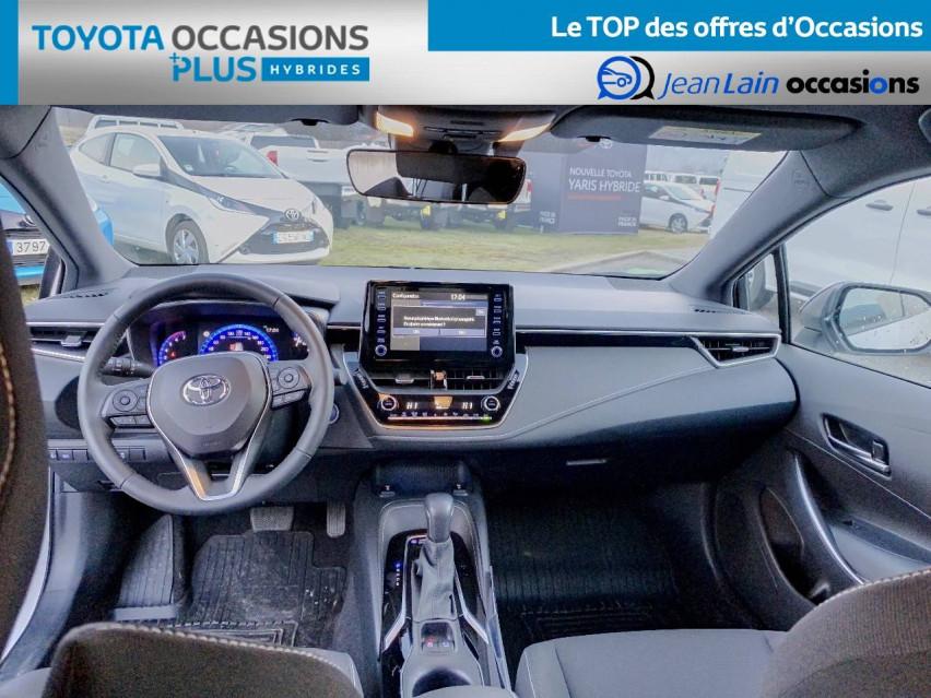 TOYOTA COROLLA TOURING SPORTS HYBRIDE MY20 Corolla Touring Sports Hybride 122h Design 29/01/2020                                                      en vente à Tournon - Image n°18