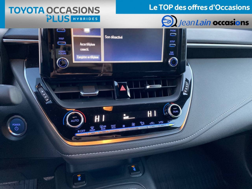 TOYOTA COROLLA TOURING SPORTS HYBRIDE MY20 Corolla Touring Sports Hybride 122h Design 29/01/2020                                                      en vente à Tournon - Image n°14