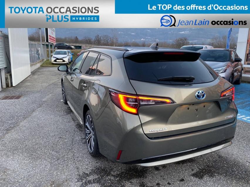 TOYOTA COROLLA TOURING SPORTS HYBRIDE MY20 Corolla Touring Sports Hybride 122h Design 15/01/2020                                                      en vente à Tournon - Image n°7