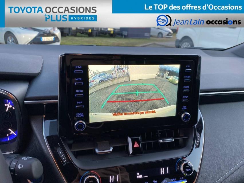 TOYOTA COROLLA TOURING SPORTS HYBRIDE MY20 Corolla Touring Sports Hybride 122h Design 29/01/2020                                                      en vente à Tournon - Image n°16