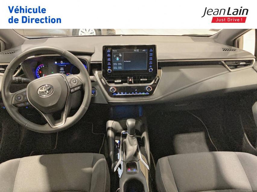 TOYOTA COROLLA HYBRIDE Corolla Hybride 180h Design 12/11/2019                                                      en vente à Chambéry - Image n°18